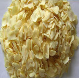 Nuova polvere dell'aglio del raccolto, granelli dell'aglio, aglio tagliato, aglio schiacciato