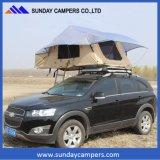 Barraca de acampamento de pouco peso da parte superior do carro do equipamento
