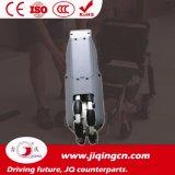 Fauteuil roulant électrique de bâti d'alliage d'aluminium avec du ce