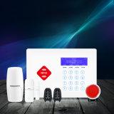 Охранная сигнализация домашней обеспеченностью кнопочной панели касания с карточкой RFID (ES-G66B)