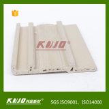 Oen ODM Nuevo material de madera compuesto plástico WPC Zócalo