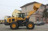 De nieuwe Lader van Wheeel van de Machines van de Mijnbouw van het Ontwerp met Ce en Bedieningshendel