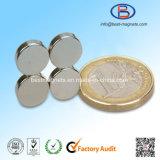 Fabbrica diretta magneti eccellenti D20*5 del neodimio permanente del disco di forti