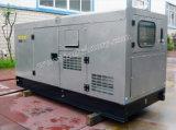 super leiser Dieselgenerator 37.5kVA mit Yanmar Motor 4tnv98 für Werbungs-u. Ausgangsgebrauch