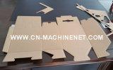 Zj1500ts-B automatische gewölbtes Papier-Blatt-flaches Bett-stempelschneidene Maschine, zum des Karton-Kastens herzustellen