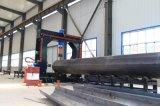 강철 팔각형 탑 폴란드 용접 기계의 용접 장비를 완료하십시오