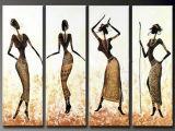Combinación de figuras abstractas