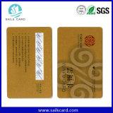 Het Identiteitskaart van ISO 15693 I Code sli-S 2k Proximity, NFC RFID Tag
