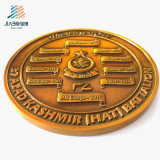 La sfida di promozione di abitudine 70mm commemora la moneta militare per il regalo del ricordo