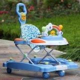 플라스틱 새 모델 아기 보행자와 가진 자전 바퀴 장난감 실행