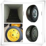 Pneumatico della riga della barra di rotella della gomma piuma di Rubber/PU/camion di mano