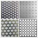 Engranzamento do metal da decoração/teto da folha/filtragem/revestimento perfurado da peneira/parede/isolação sadia