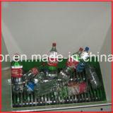 Бутылки двойных валов пластичные/сплетенные мешки/машина неныжной ткани Shredding