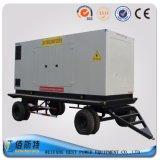 고정되는 침묵하는 유형을 생성하는 중국 상표 400V 20kw/25kVA 디젤 엔진