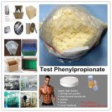 Testostérone Phenylpropionate de stéroïdes de Phenylpropionate d'essai de qualité pour le gain de muscle