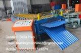 Sauvegarder le roulis industriel de toiture meilleur en métal de Double couche de l'espace formant la machine