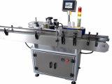 둥근 정연한 빈 주스 병 레테르를 붙이는 기계