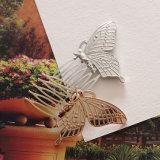 Zilver/de Goud Geplateerde Mooie Kammen van het Haar van de Vlinder