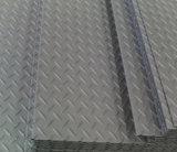 Лист гальванизированный диамантом Checkered стальной