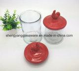 Heet verkoop de Kruik van de Opslag van het Glas/de Kruik van de Opslag van het Voedsel/de Container van het Vaatwerk/van het Glas in Keuken wordt gebruikt die