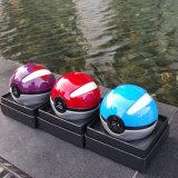 Pokeman vont côté de pouvoir de jeu de l'AR, côté de pouvoir de Pokeball