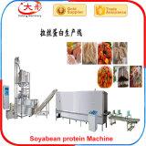 機械を作る織り目加工の大豆蛋白質