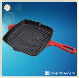 Vaschette di frittura del pezzo fuso, vaschette della salsa, vaschette del Cookware, piastra riscaldante