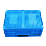 Gabbia di plastica poco costosa di memoria variopinta pieghevole per industria delle Automatico-Parti