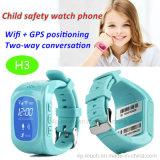 Puce GPS pour enfants Suivre piste avec Sos Fonction (H3)