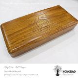 Ferramentas de madeira feitas sob encomenda de Hongdao que empacotam a caixa Wholesale_L