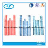 Множественными обнажанная цветами хозяйственная сумка цветов пластичная с ручками