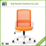 De oranje Stoel van het Bureau van het Netwerk Ergonomische voor de Manager van het Bureau (Octavia)