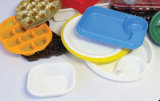 Nahrungsmittelbehälter-zurückführbare bildenmaschine (DH50-71/120S-AH) wegnehmen
