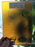 Bernsteinfarbiges Karatachi gekopiertes Glas mit Cer, ISO (3-8mm)