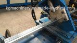 Gips-Profil-Stift und Spur-Rolle, die Maschine bildet