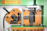 Ironworker de Durmapress Q35y-16 para a estaca de perfuração e a entalhadura do perfil de alumínio
