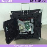 Écran de location polychrome d'Afficheur LED d'étape de définition élevée mince d'intérieur pour la publicité de vidéo (P2.976)