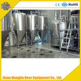 De industriële Apparatuur van het Bierbrouwen, het Bier die van de Goede Kwaliteit Systeem maken