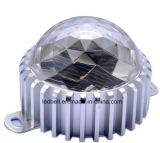Occhio chiaro sotterraneo solare della vite prigioniera/gatto della strada di /Solar di 360 gradi