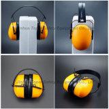 Doblar Diseño del auricular orejera del ABS Copa con el cojín suave (EM602)