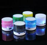 LED USB Mobile Portable Mini-chaîne sans fil Bluetooth haut-parleur Bluetooth
