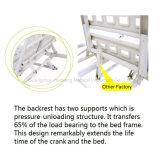 Elektrisches Dreifunktions-Bett HK-N102 (geduldiges Bett, medizinische Ausrüstung)