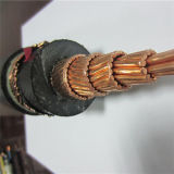 12/20kv Single Al-Cu XLPE/Copper Wire+Copper Tape Screen (CWS+CTS) /PVC Power Cable