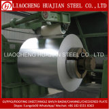 Bobina Z180 de aço galvanizada mergulhada quente com espessura de 0.12-1.2mm