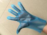 Transparente Wegwerfpolyhandschuhe