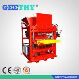 Ecoのマスター7000plus自動土の煉瓦作成機械