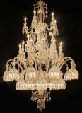iluminación cristalina ligera de la lámpara del estilo 28 del bacará pH-26024-8+8+8+4