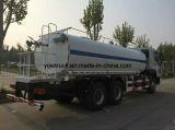 Sinotruk HOWO 6X4 무거운 물뿌리개 물 탱크 트럭