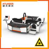 Mini prix direct complètement joint du constructeur 500W 750W de machine de découpage de laser de fibre
