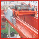 5t alla gru a ponte della doppia trave 50t